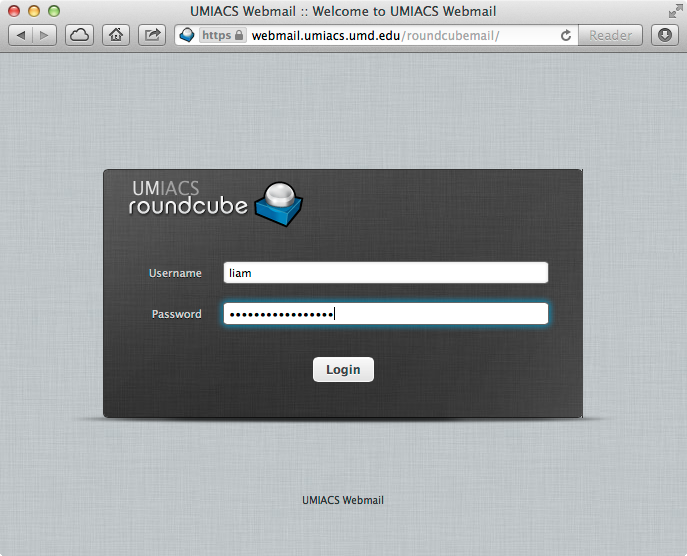 RoundCubeSieveFiltering - UMIACS